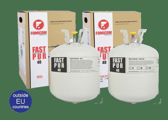Fast-Pur 40 Spritzschaum